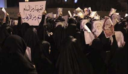 Bahrainis Stage Fresh Demonstations to Show Support for Sheikh Issa Qassim