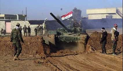 Iraqi Popular Forces Continue to Advance against ISIL East of Tal Afar