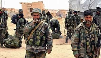 Syrian Army Deploys Forces in Heights Close to ISIL-Held Palmyra