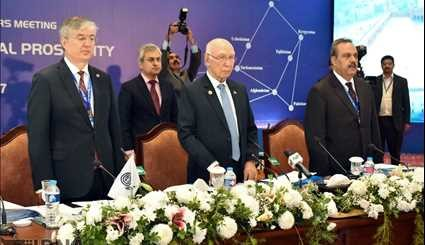 22nd ECO Council of Ministers meeting opens in Islamabad