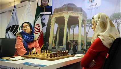 Third stage of Women's World Chess Champs final match in Tehran