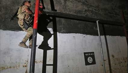 Iraqi Forces Discover Underground ISIL Boot Camp Near Mosul