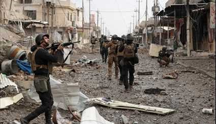 Street-to-Street Fighting as Iraqi Forces Battle to Free Mosul