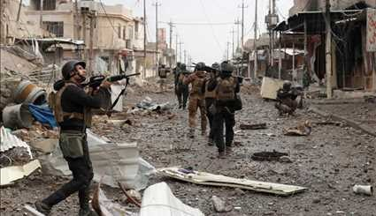 Iraqi Forces Battle ISIL in Heavy West Mosul Fighting