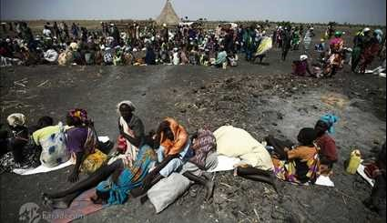 Horrifying pics of Sudan