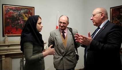 MNA correspondents meet with Polish deputy min.