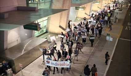 America Hit by New Wave of Anti-Trump Protests
