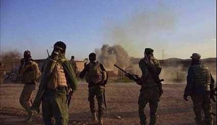 Iraq's Hashd Al-Shaabi Makes Fresh Gains West of Mosul