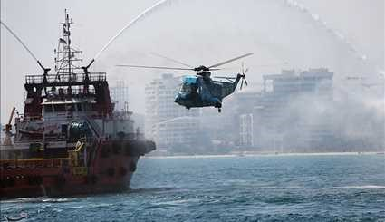 Iran Holds Naval Search, Rescue Drill in Persian Gulf