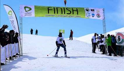 Ski Championship in Afghanistan
