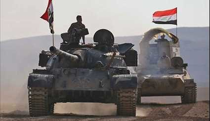 Iraqi Forces Advance after ISIL Militants 'Trapped' in Mosul
