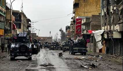 Iraqi Forces in Battle on ISIL in Mosul's Old City