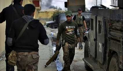 Iraq: 60% of Western Mosul under Government Troops' Control