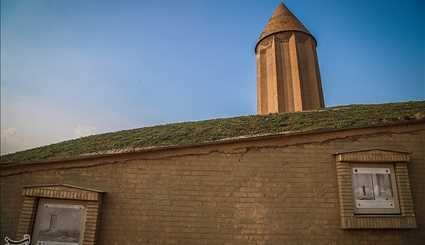 Iran's Beauties in Photos Gonbad-e Qabus Tower