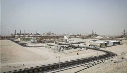 South Pars, Assaluyeh petrochemical complexes