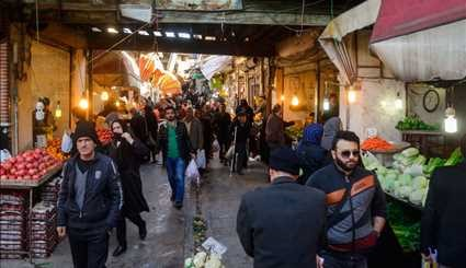 Nowruz shopping in Gorgan