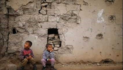 Children of War: Iraqi Kids Struggle to Overcome Nightmares of War