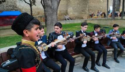 Celebrating Nowruz in Baku