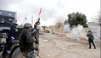 Iraq ISIL on Verge of Full Collapse in Mosul