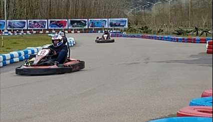 Tourist Resorts in Northern Iran Fun Karting For All