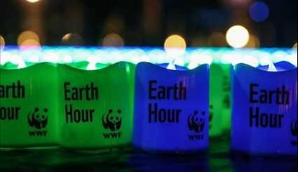 Earth Hour Campaign Held Worldwide