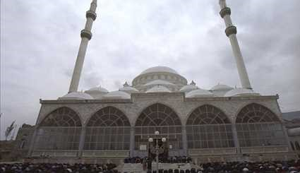 Top Ten Mosques in Russia