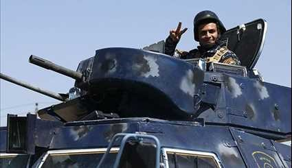 Iraqi Forces Earn More Victories in Western Mosul