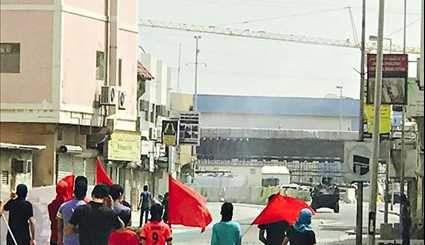 Clashes Erupt in Bahrain during Protests against Activists' Death Sentence