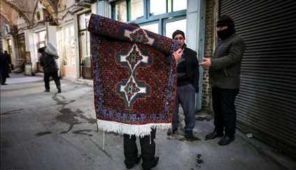 Tabriz unique carpets