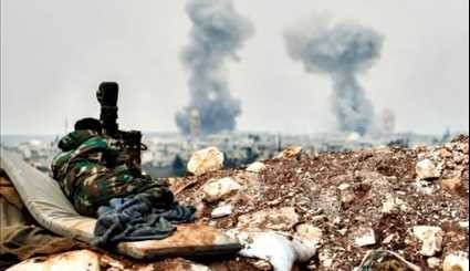 Syrian Army Continues to March on Terrorists' Strongholds in Hama