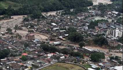 At Least 254 Dead, Homes Swept Away in Colombia Landslides