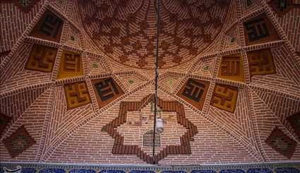 Iran's Beauties in Photos Jameh Mosque of Amol