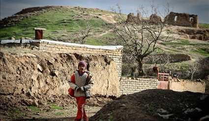 Quake-hit villages received aid