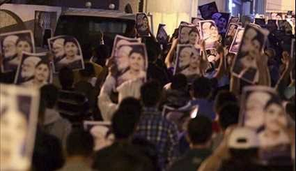 Bahrains Hold Countrywide Protests against Ruling Regime