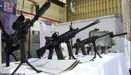 Defense Ministry unveils new domestic productions