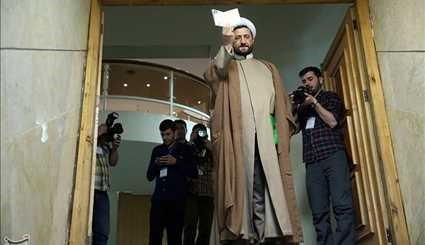 More Figures Applying for Candidacy for Post of President in Iran