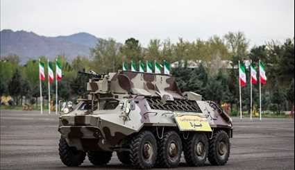 Iran's Army Unveils New Achievements
