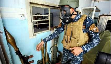 Mosul: ISIL Launches Chemical Attack to Slow Down Iraqi Forces' Advance