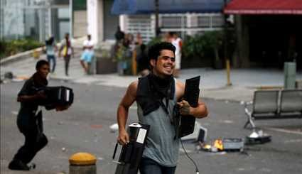 Aftermath from Venezuela's 'mother of all marches'