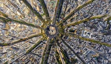 A Bird's Eye View of the Most Interesting Locations
