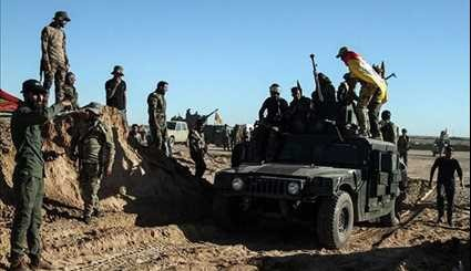Iraqi Popular Forces Begin New Military Operations South of Mosul