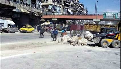 Aleppo on Track to Recovery after Terrorists Defeated