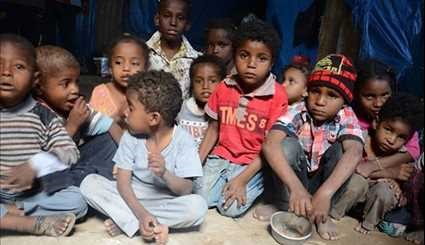 A Cry for Help: Millions Facing Famine in War-Torn Yemen