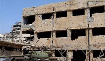 Syria Security Restored to A Strategic Region in Damascus Province