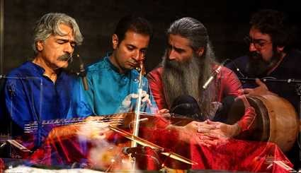 Kayhan Kalhor performs in Isfahan