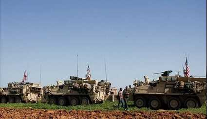 US Troops Deploy along Syria-Turkey Border