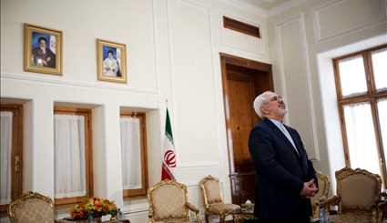 Zarif meets with South Asian, African ambs.