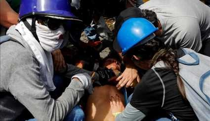 Unrest on the streets of Venezuela