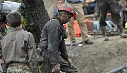 Zemestanyurt mine collapse in Golestan province