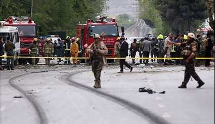 At Least 8 Killed in Afghan Capital Deadly Blast